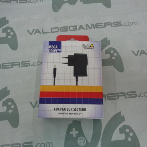 Adaptador corriente Mega Drive 2 - NUEVO
