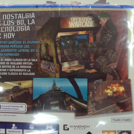 Operation Warcade - VR - NUEVO [1]