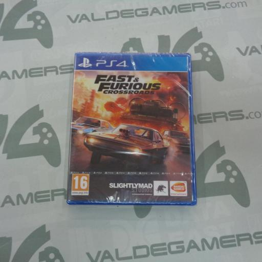 Fast & Furious Crossroads - NUEVO