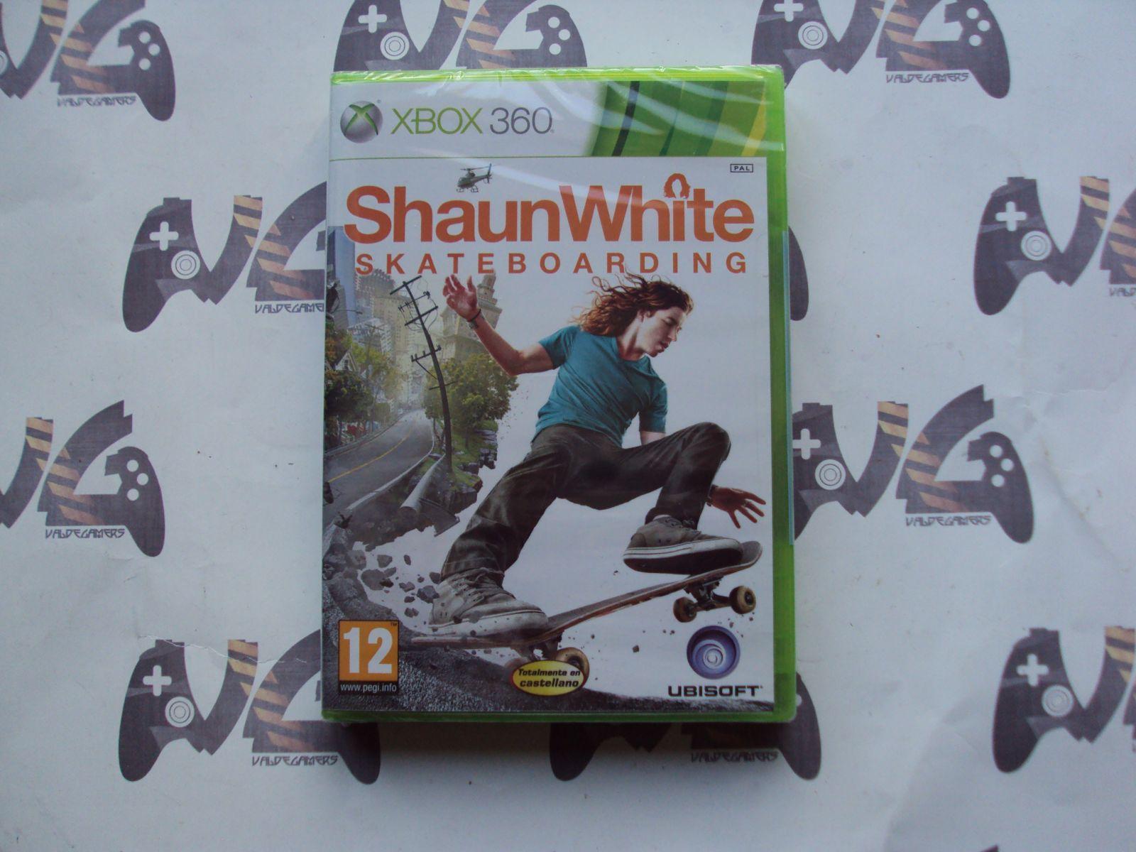 Shaun White Skateboarding - NUEVO