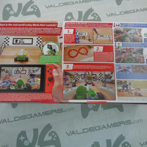 Mario Kart Live Home Circuit - Edición Luigi - NUEVO [1]