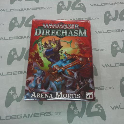 Warhammer Underworlds: Direchasm – Arena Mortis - NUEVO