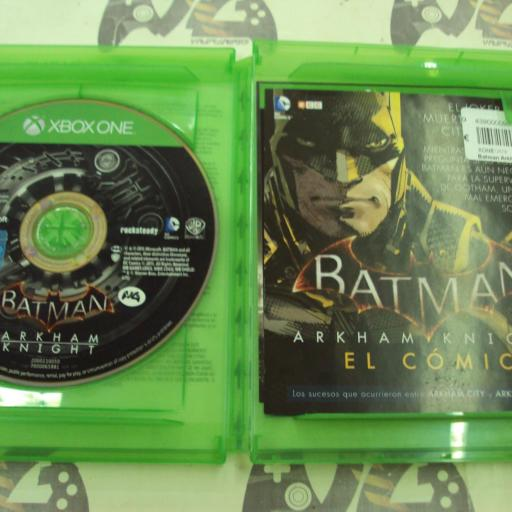 Batman: Arkham Knight [1]