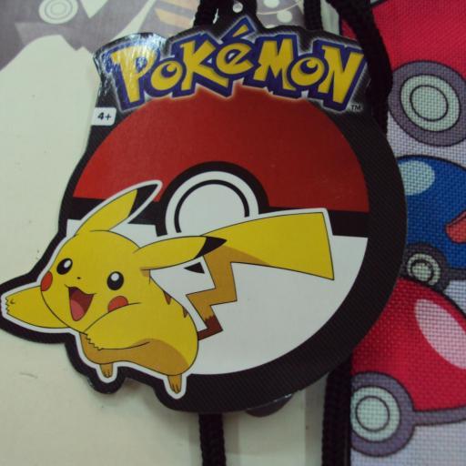 mochila cuerdas Pokemon [1]