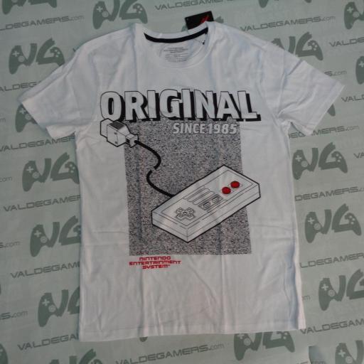 Camiseta Nintendo NES
