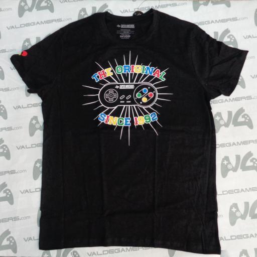 Camiseta SNES
