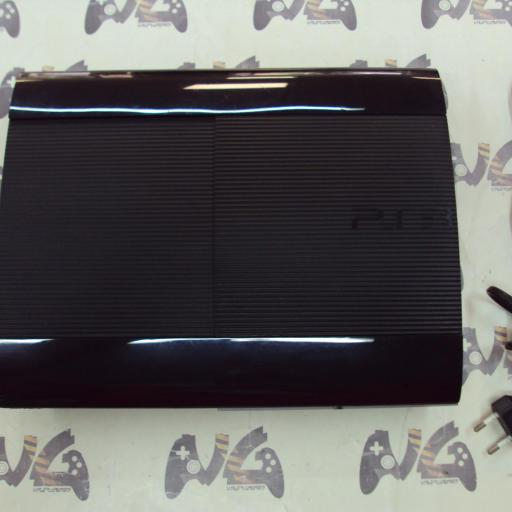 Playstation 3 Super Slim 640GB