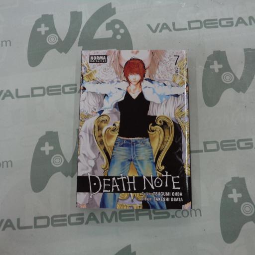 Death Note 5 / 6 / 7 / 8 - Manga [2]