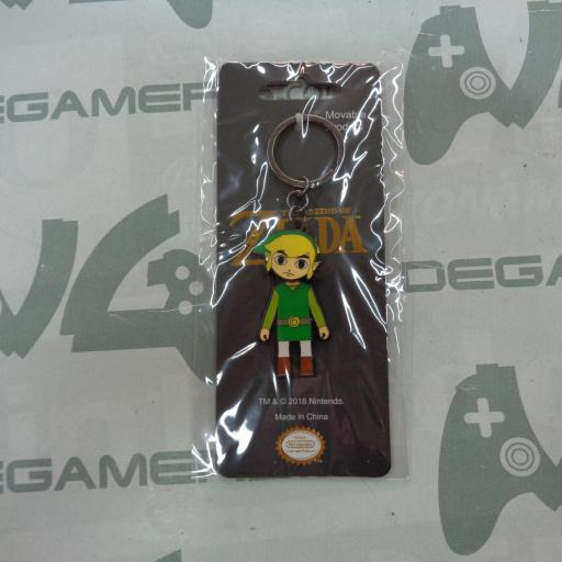 Llavero Zelda