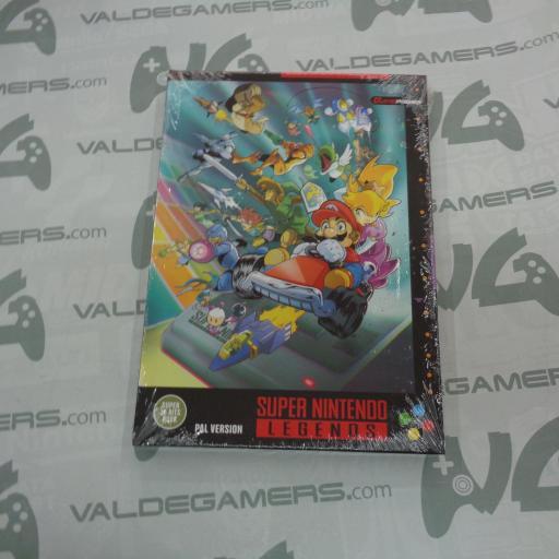 Super Nintendo Legends - NUEVO