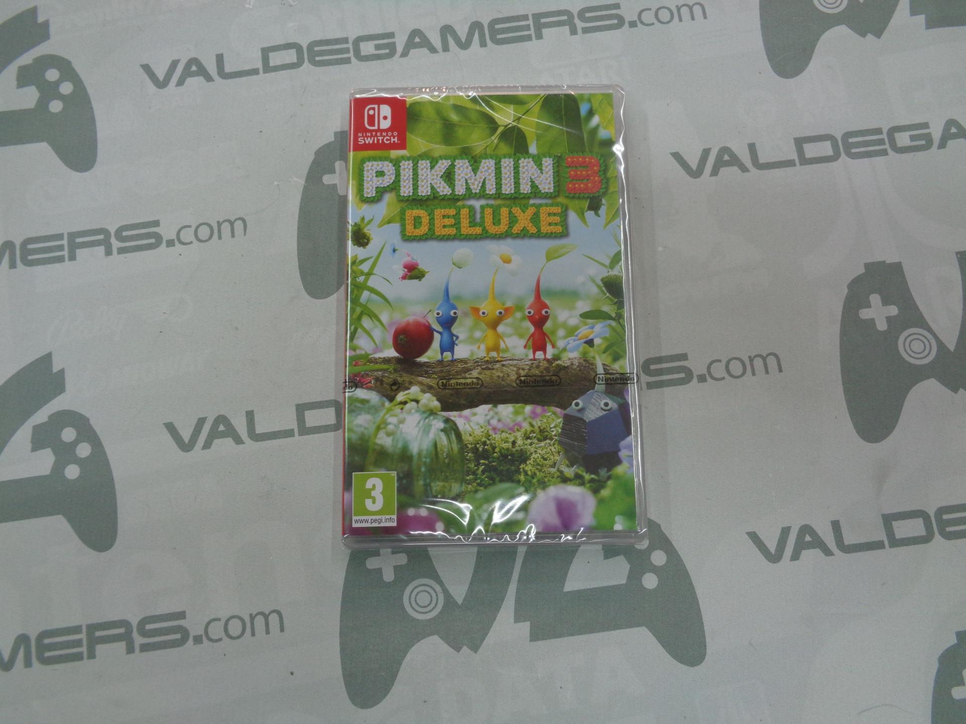 Pikmin 3 Deluxe - NUEVO