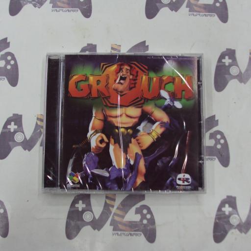 Grouch - NUEVO