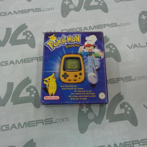 pokemon pikachu tamagotchi