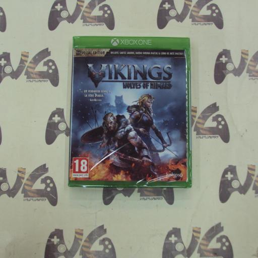 Vikings Wolves Of Midgard - NUEVO
