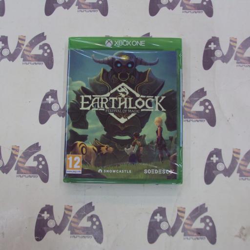 Earthlock: Festival Of Magic - NUEVO