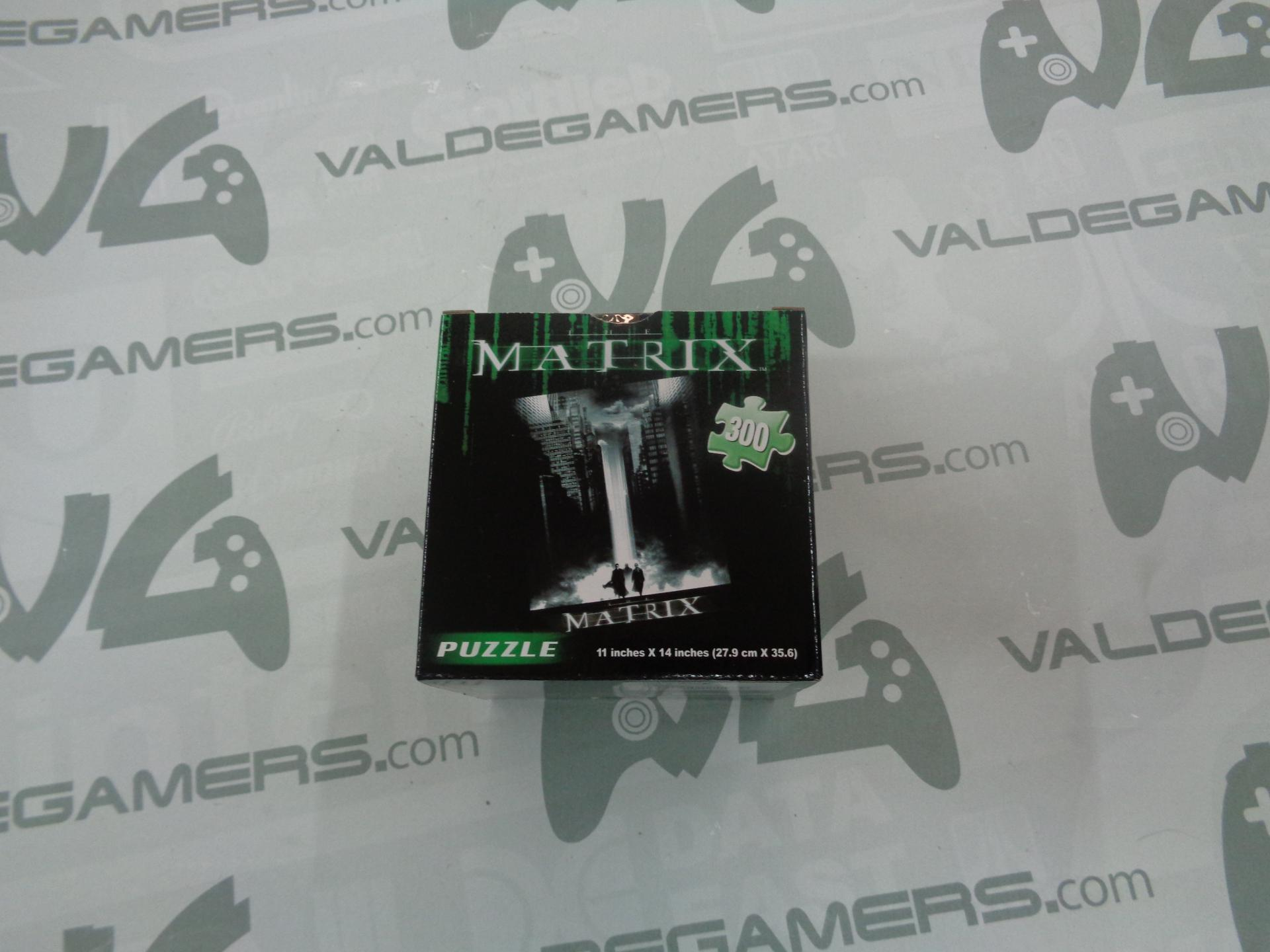 Puzzle matrix 300 piezas - NUEVO
