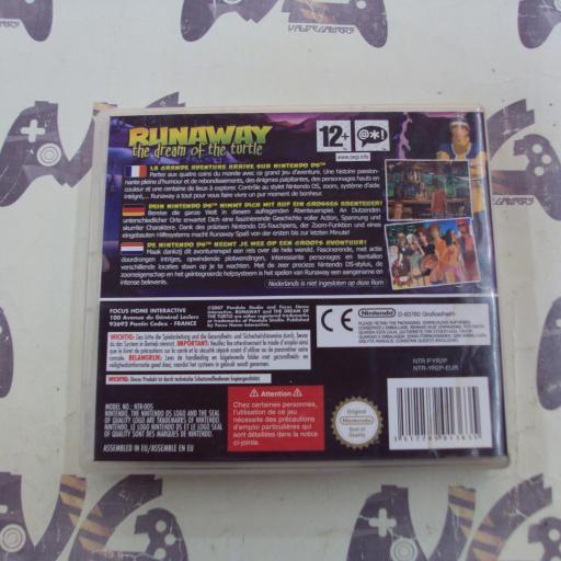 Runaway: Dream of the Turtle [2]