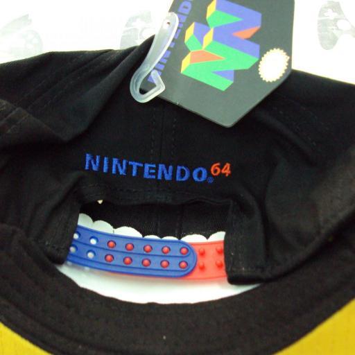 Gorra Nintendo 64 [2]