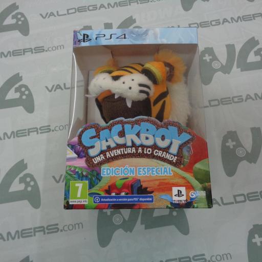 Sackboy Edición Especial - NUEVO