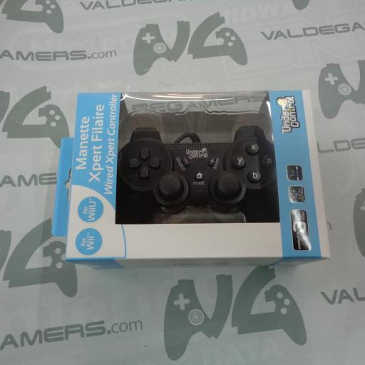 Mando xpert undercontrol compatible Wii/WiiU - NUEVO