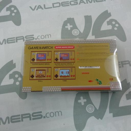 Game & Watch Super Mario Bros [1]