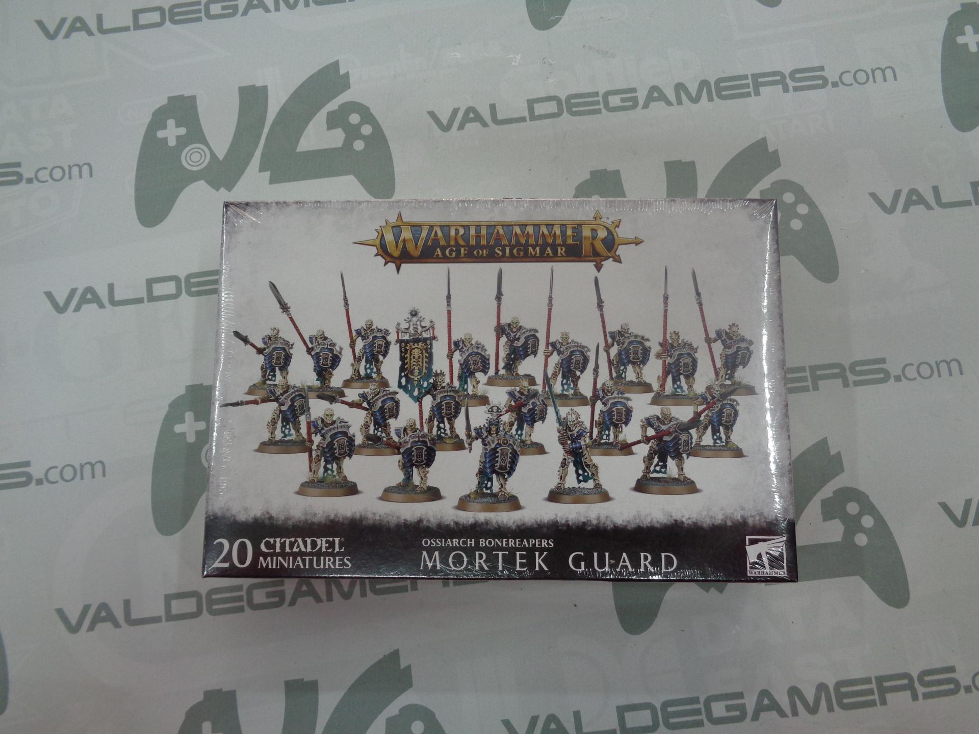 Ossiarch bonereapers mortek guard - NUEVO