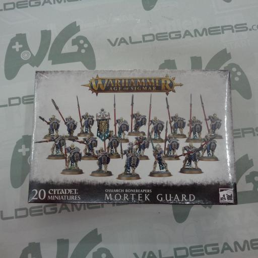 Ossiarch bonereapers mortek guard - NUEVO