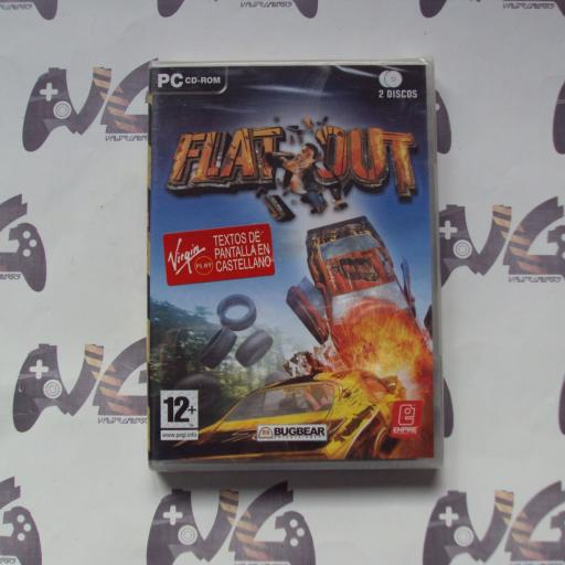 Flat Out - NUEVO