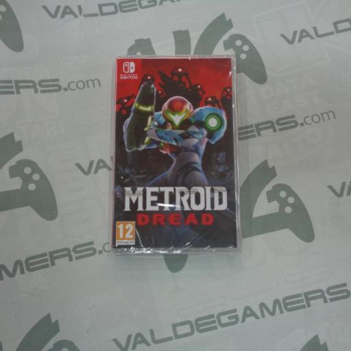 Metroid Dread   - NUEVO [0]