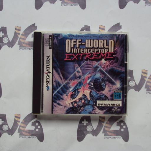 off World interceptor Extreme - JAPAN [0]
