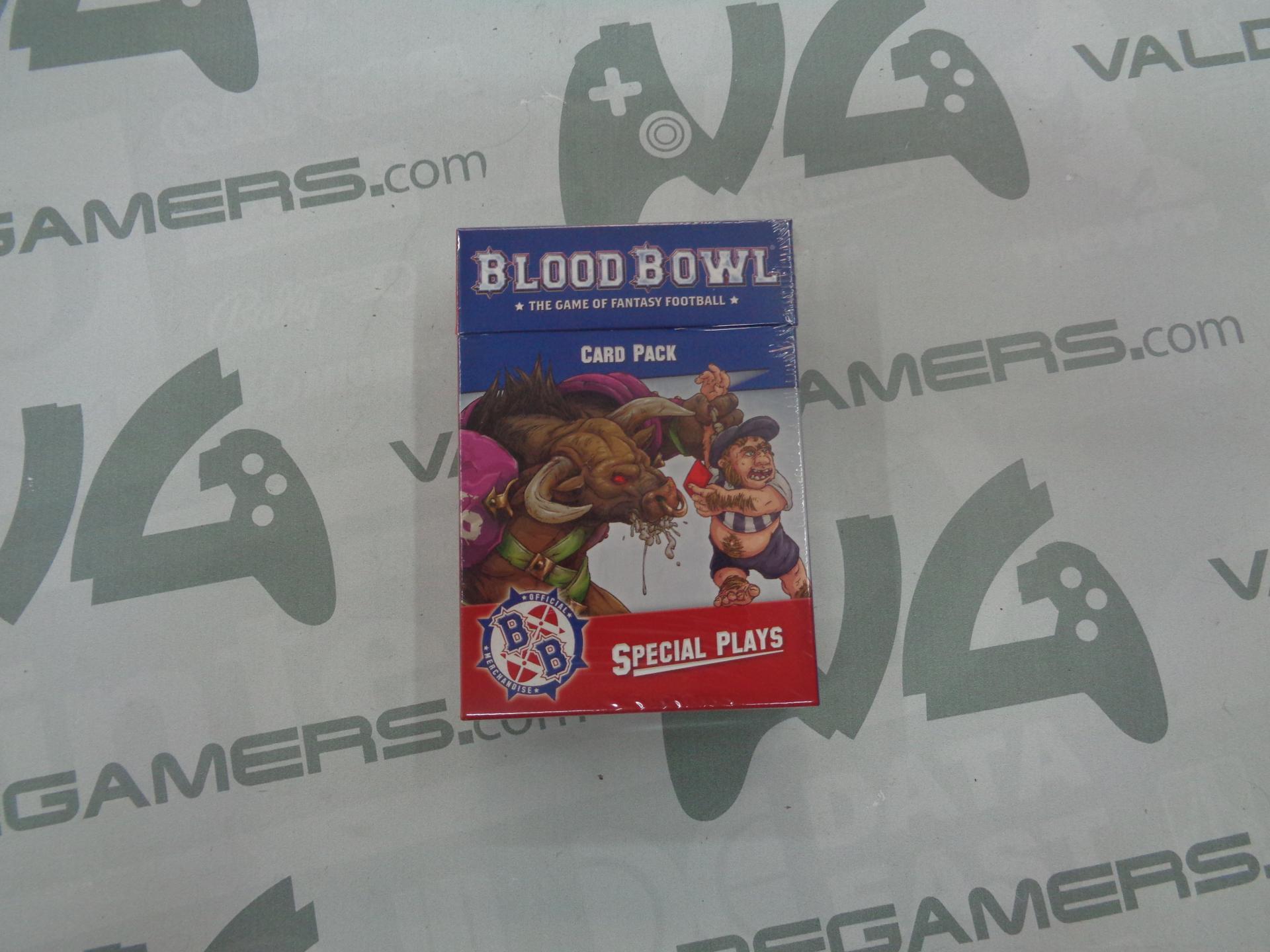 Blood Bowl - Card Park