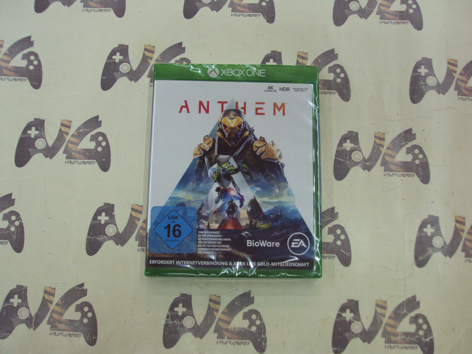 Anthem - NUEVO*