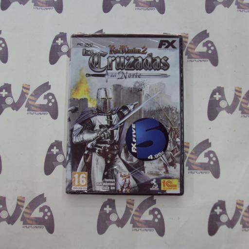 Real warfare 2 - Las Cruzadas del norte - NUEVO