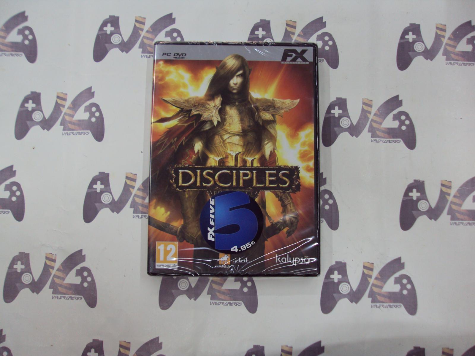 Disciples III - NUEVO
