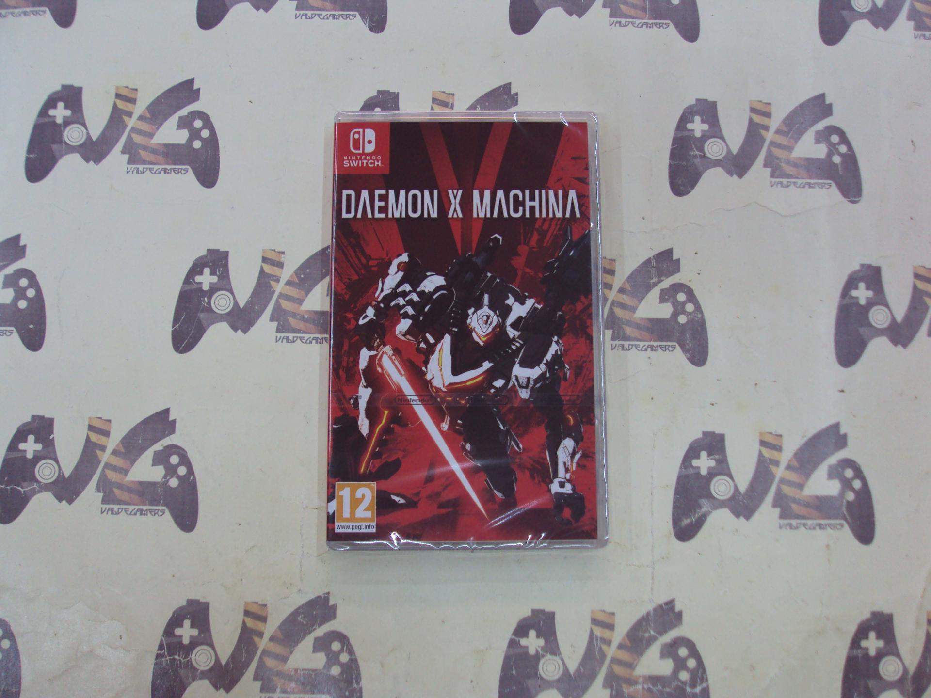 Daemon X Machina - NUEVO