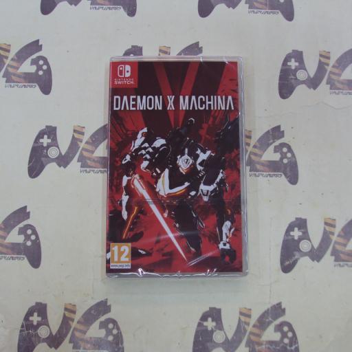 Daemon X Machina - NUEVO [0]