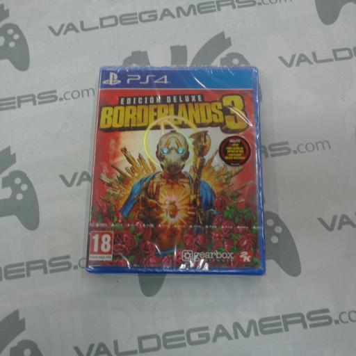 Borderlands 3 Edición Deluxe - NUEVO