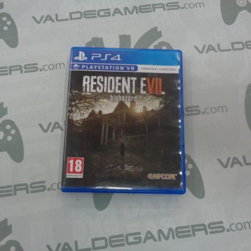 Resident Evil 7: Biohazard [0]