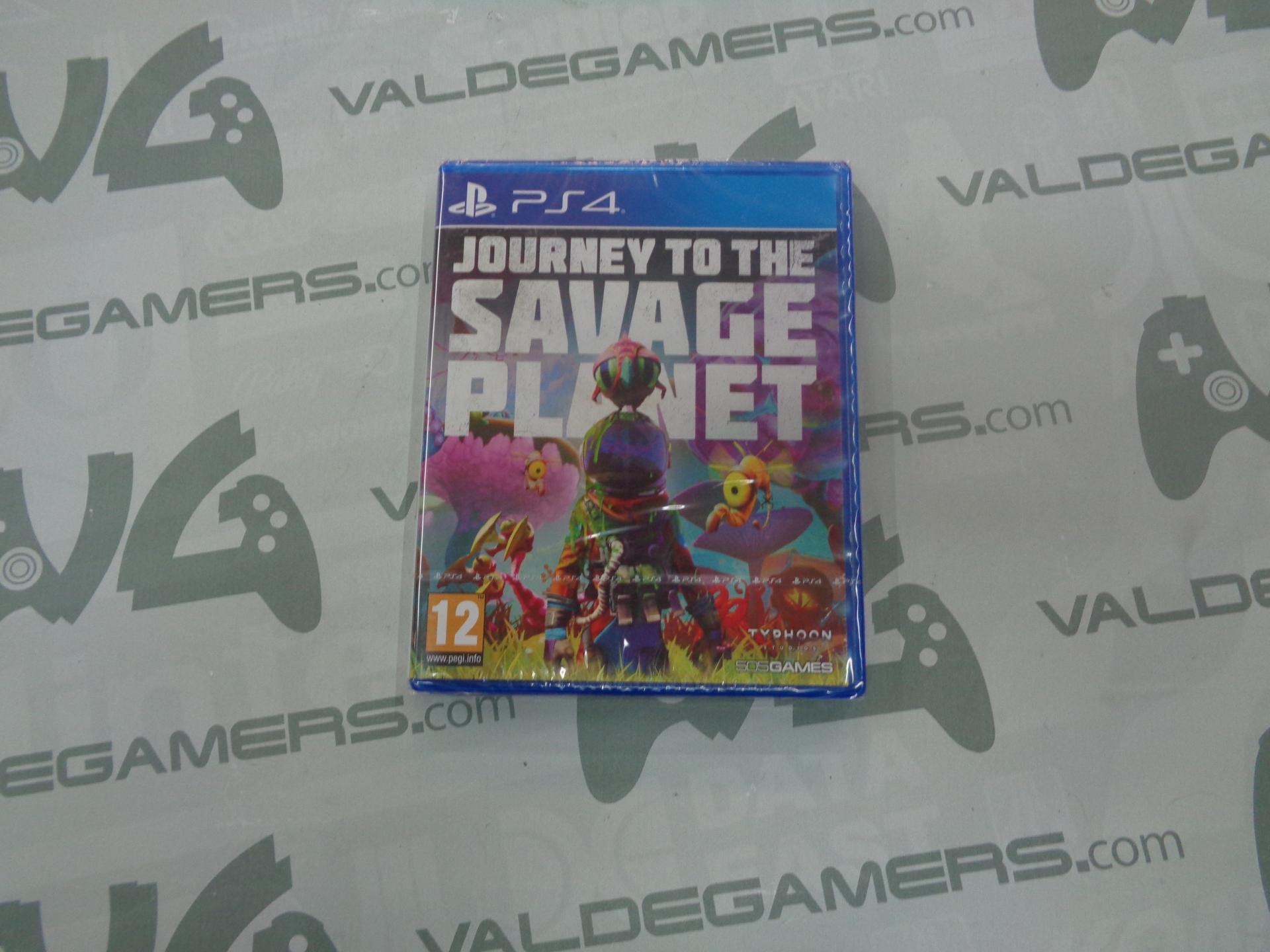 Journey to the Savage Planet - NUEVO