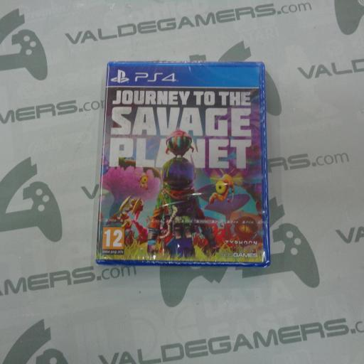 Journey to the Savage Planet - NUEVO