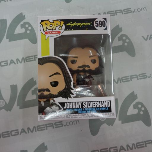 Funko Pop - Johnny Silverhand - 590