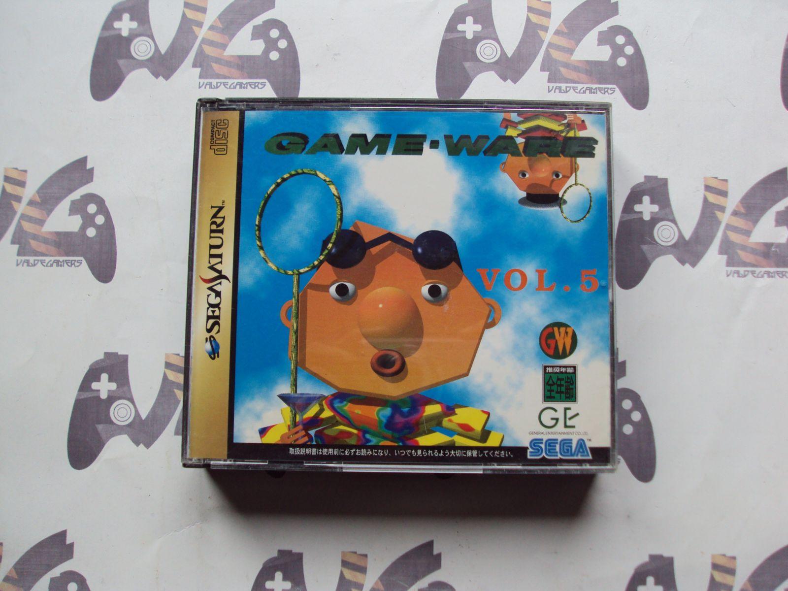 Game-Ware Vol.5 -JAPAN