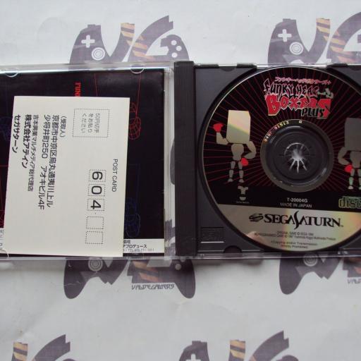 Funky Head Boxers Plus - JAPAN [1]