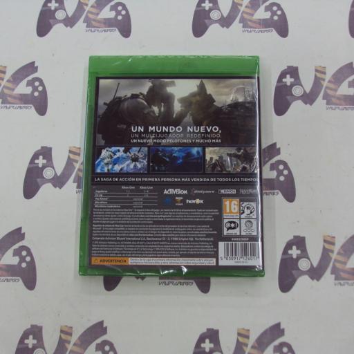 Call Of Duty: Ghosts - NUEVO [1]