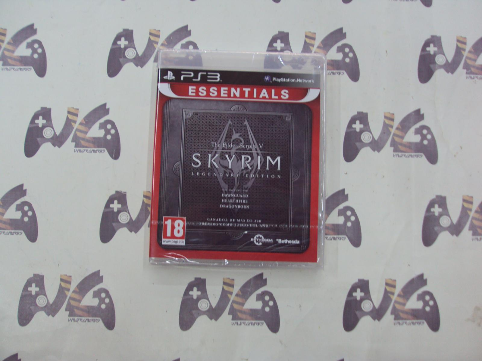 The Elder Scrolls V: Skyrim Legendary Edition - NUEVO