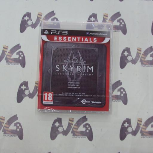The Elder Scrolls V: Skyrim Legendary Edition - NUEVO