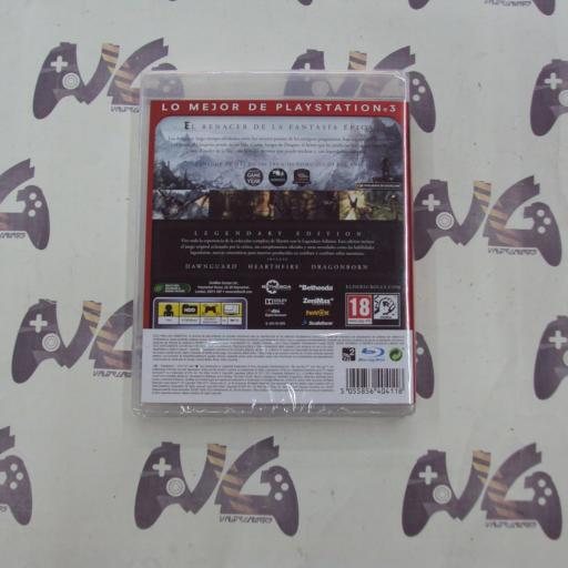 The Elder Scrolls V: Skyrim Legendary Edition - NUEVO [1]