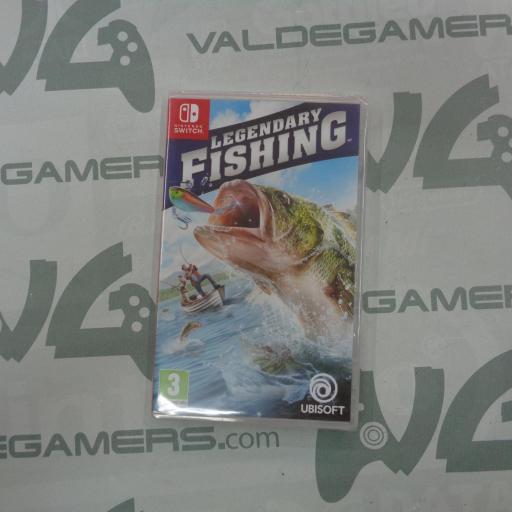 Legendary Fishing - NUEVO