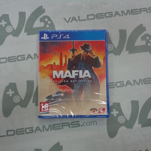 Mafia I - Edición definitiva  - NUEVO