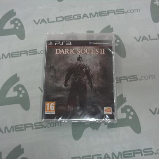 Dark Souls II: Scholar of the First Sin - NUEVO